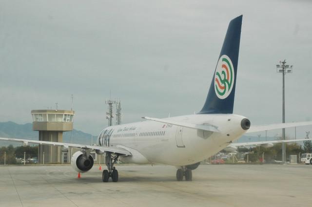 Самолет северный кипр