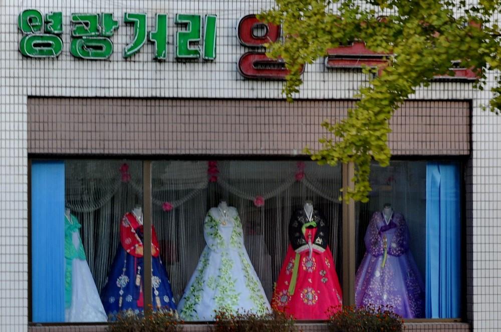 Свадебные платья в Пхеньяне