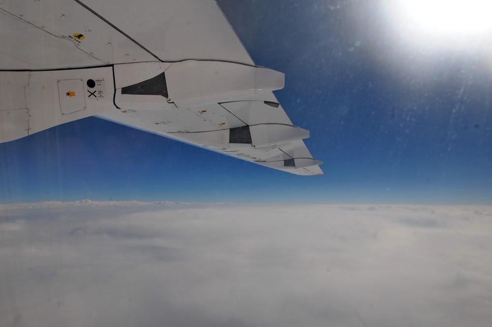 Ан-148 в полете