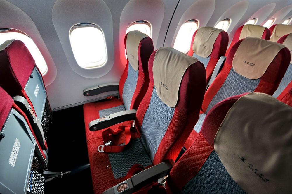 Эконом-класс Ан-148 Air Koryo