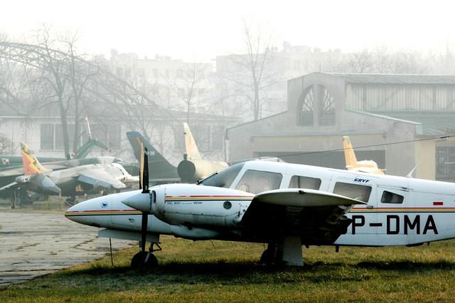 PZL M20 в Музее авиации Польши
