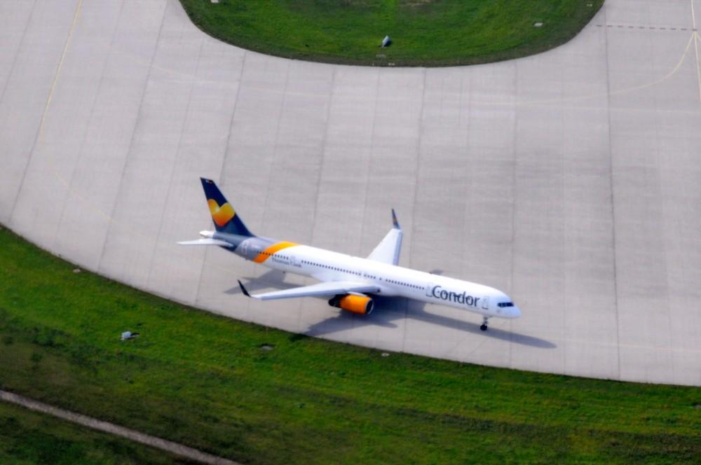 Боинг-757 авиакомпании Condor