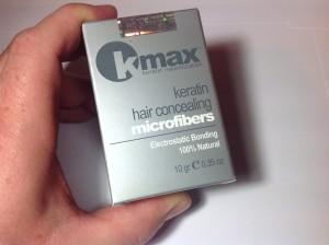 K-max кератиновый загуститель волос_1