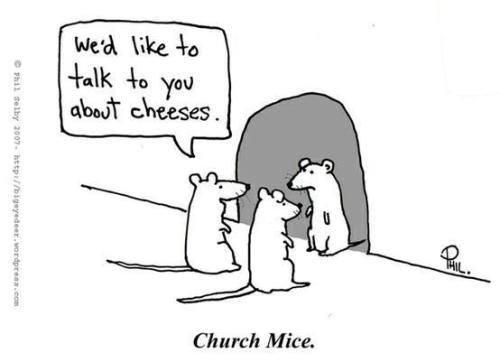churchmice joke