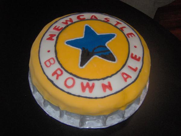 newcastle cake