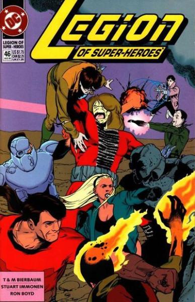 legion #146 cover