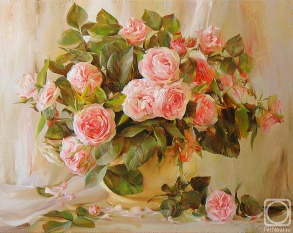 Саидов Айдемир. Розы.
