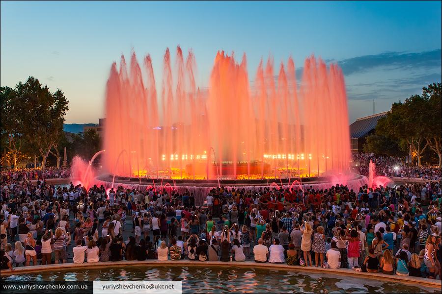 Как работают фонтаны на плотинке в екатеринбурге - fa