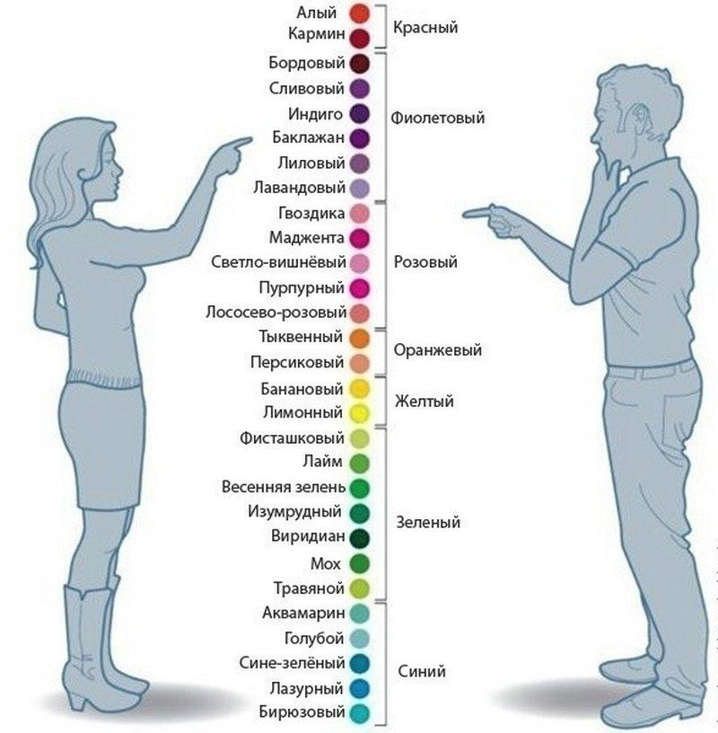 Определение цвета по картинке 5