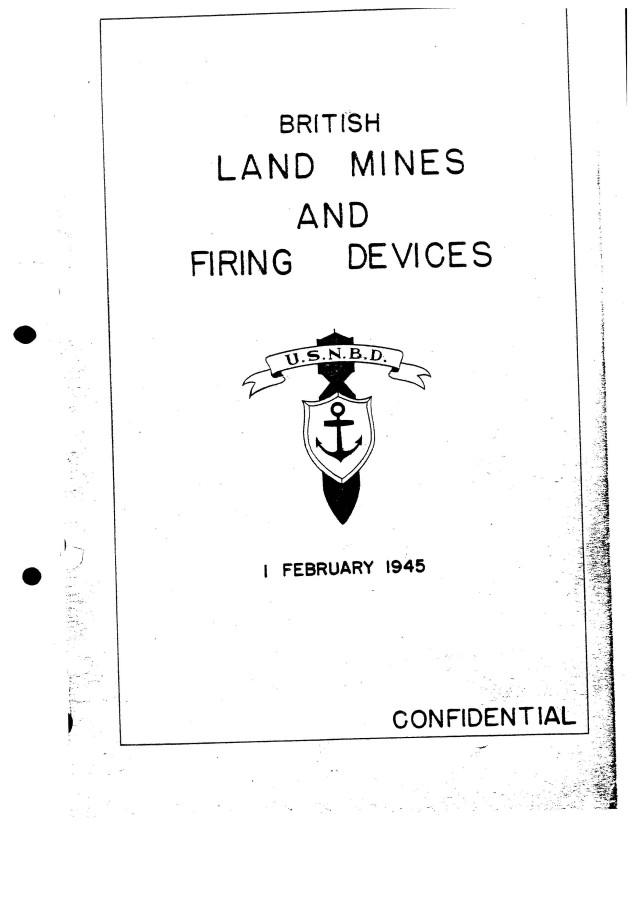 British Mines 22