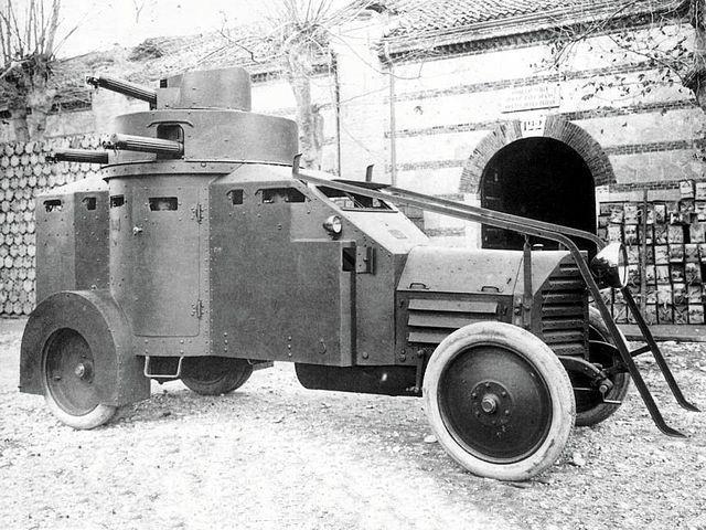 1915 Lancia 1Z 001