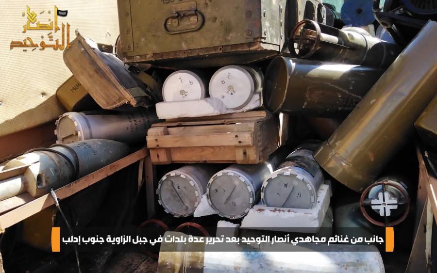 КПОМ-2 в Сирии