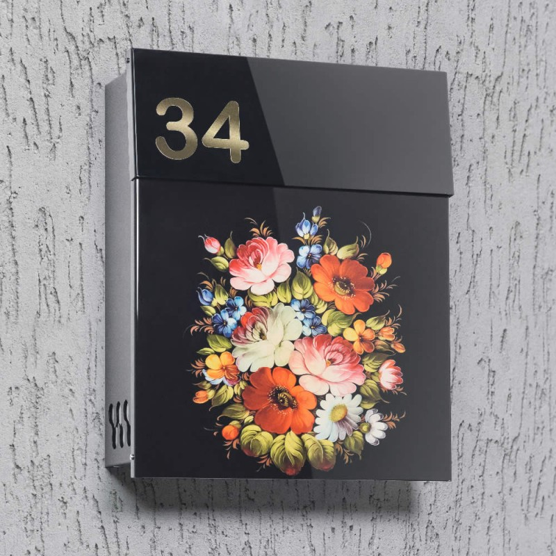 Красивый почтовый ящик