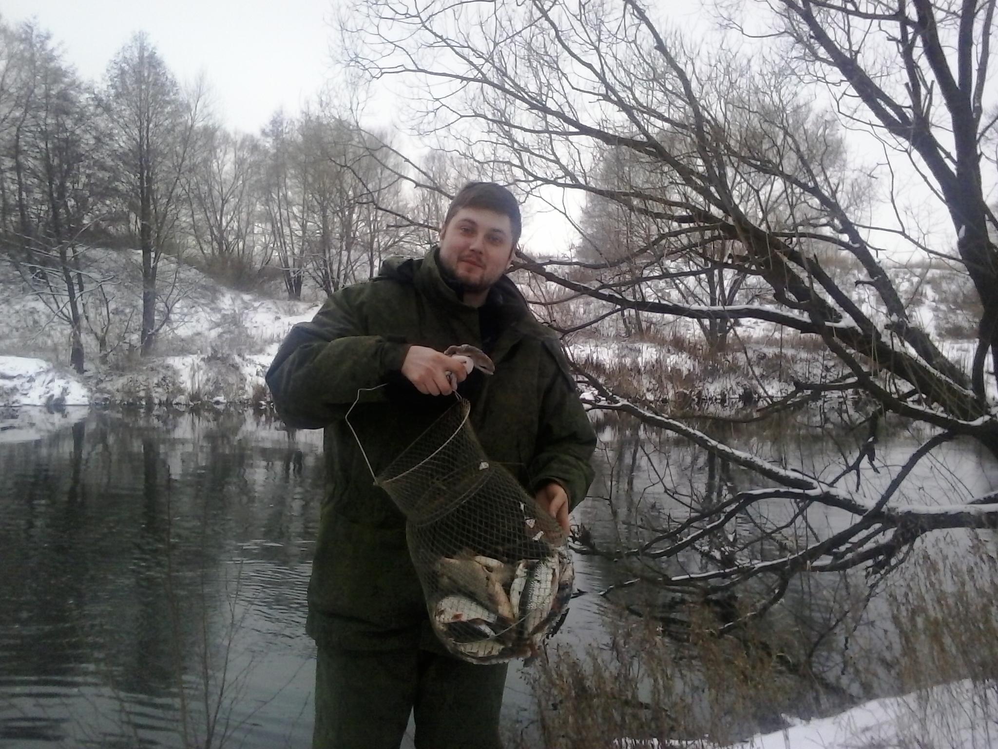 отчеты о рыбалке в рязанской области грэс