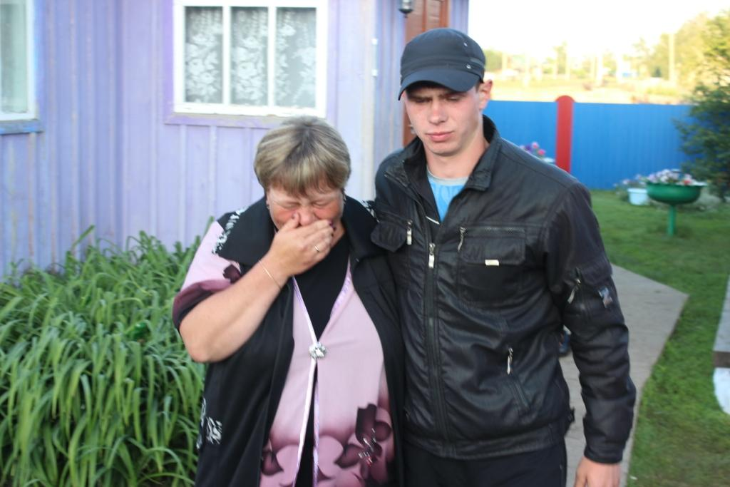 Сын и мама руское 11 фотография