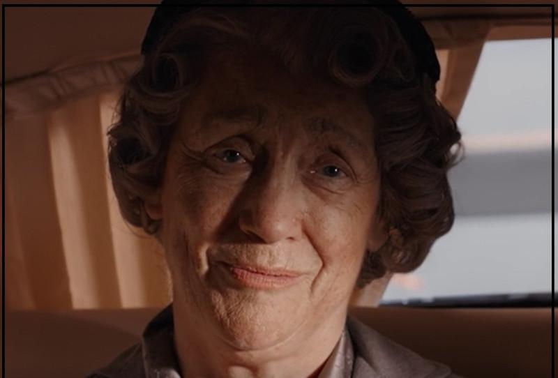 Светлое лицо первой леди США.