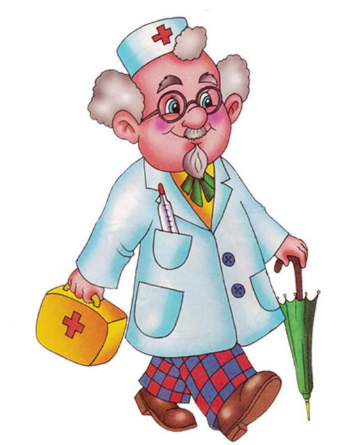 картинки для детского сада доктор айболит