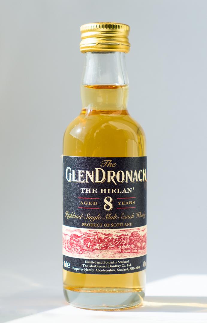 GlenDronach 8 y.o. The Hielan'