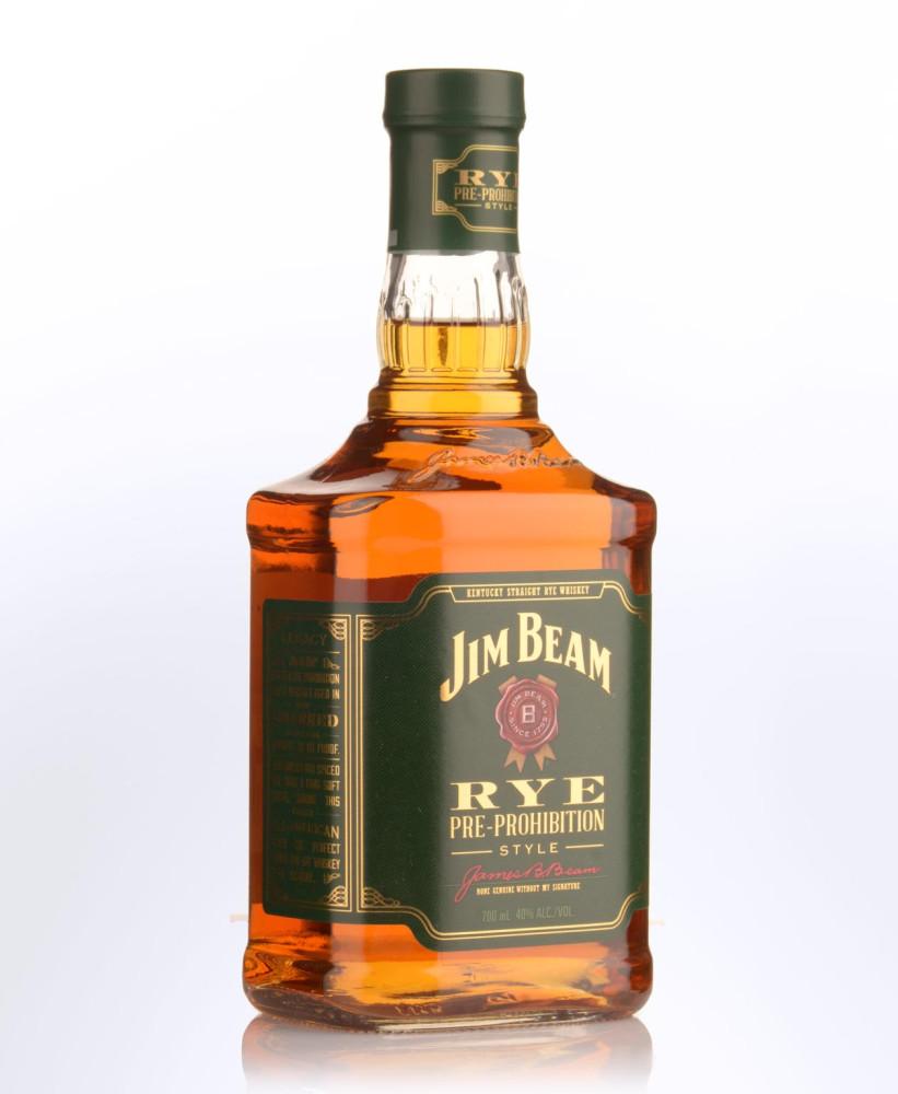 Jim Beam Rye pre-prohibition 40%Vol 70cl
