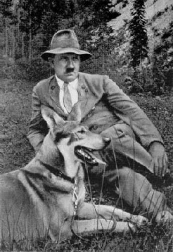 hitler-and-german-shepherd1