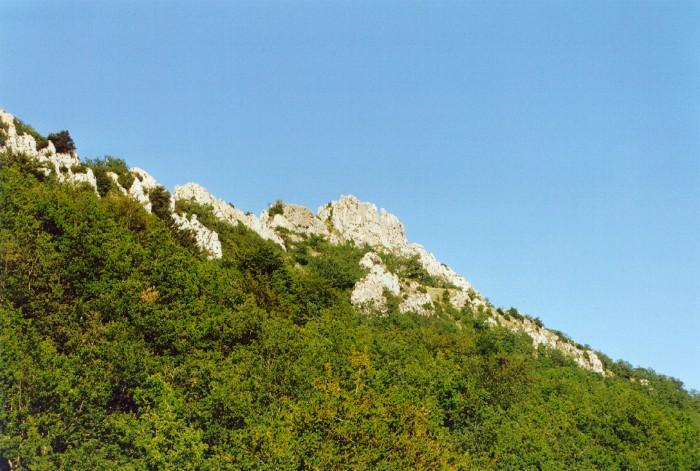 Le château du Bézu