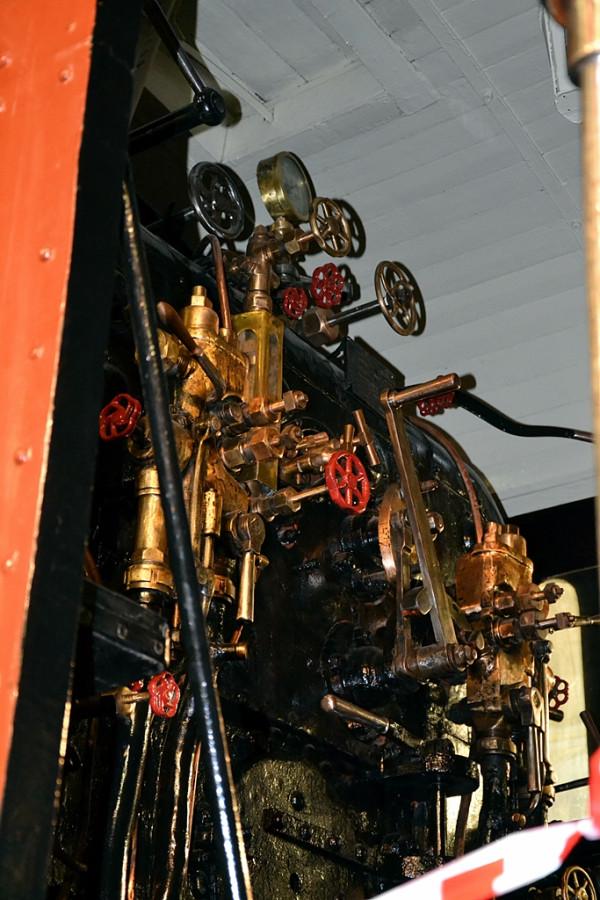 механизмы кабины