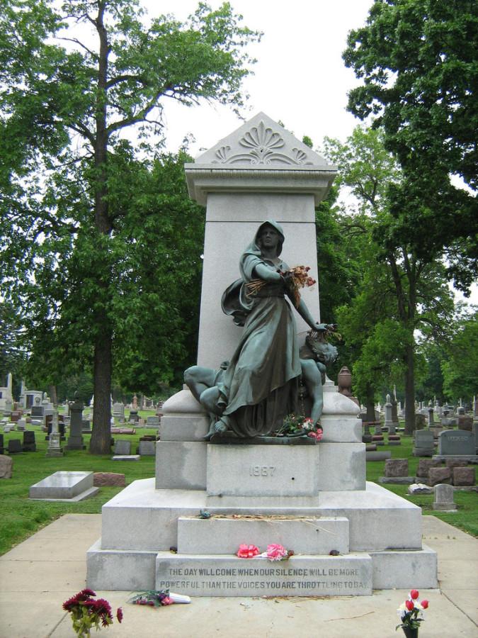 Haymarket_Martyrs_Memorial