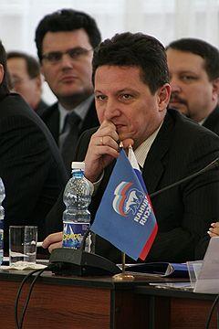 арсентьев и единая россия