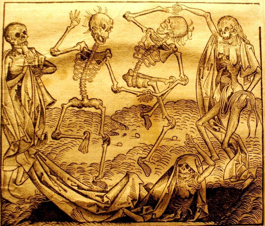 8. Любимая тема средневековых художников