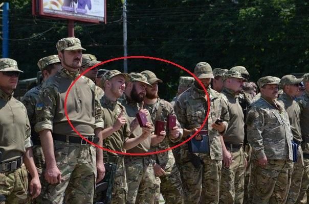 псевдонационалисты Украины