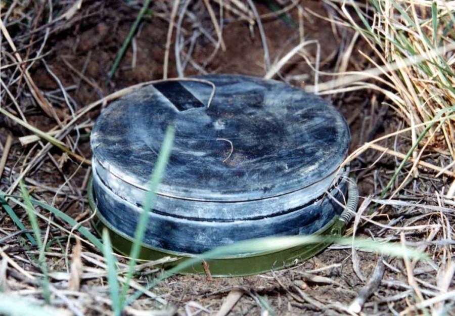 Диверсанты ВСУ подорвались на украинских минах при попытке проникнуть в ДНР