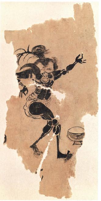 танцующий демон