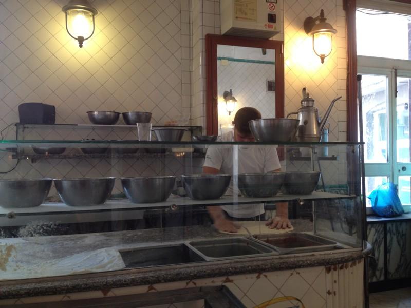 Пицца в Неаполя