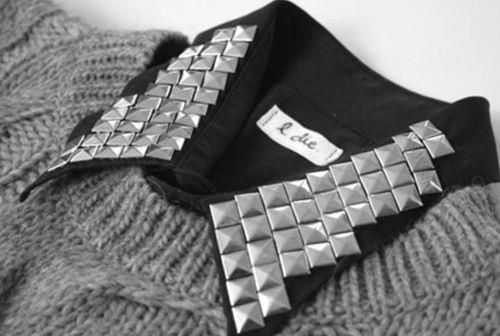 как украсить воротник рубашки 5