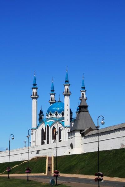 Прогулка по Казани (Казанский кремль)
