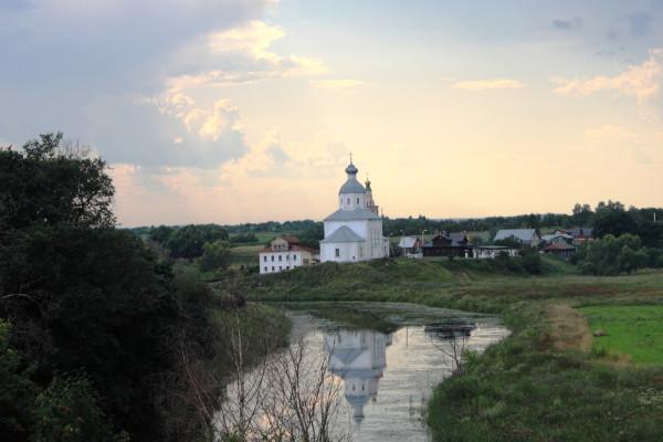 Казань - Суздаль