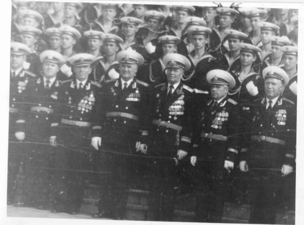 Фото (фрагмент) на память после принятия Присяги