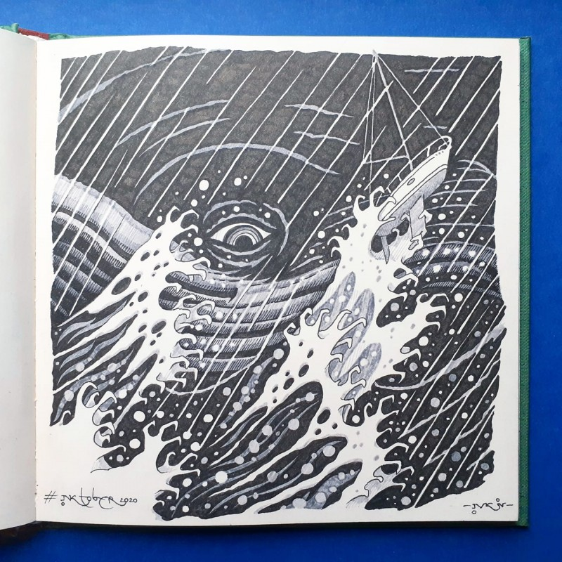 Day 17: storm.