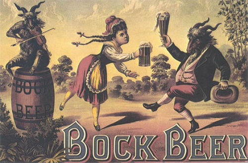 bock-bier