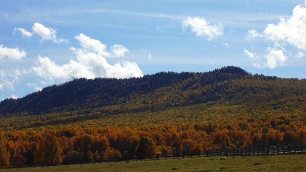 Хребет Баштур. Хорошая смотровая точка, чтобы увидеть большую часть гор Южного Урала!