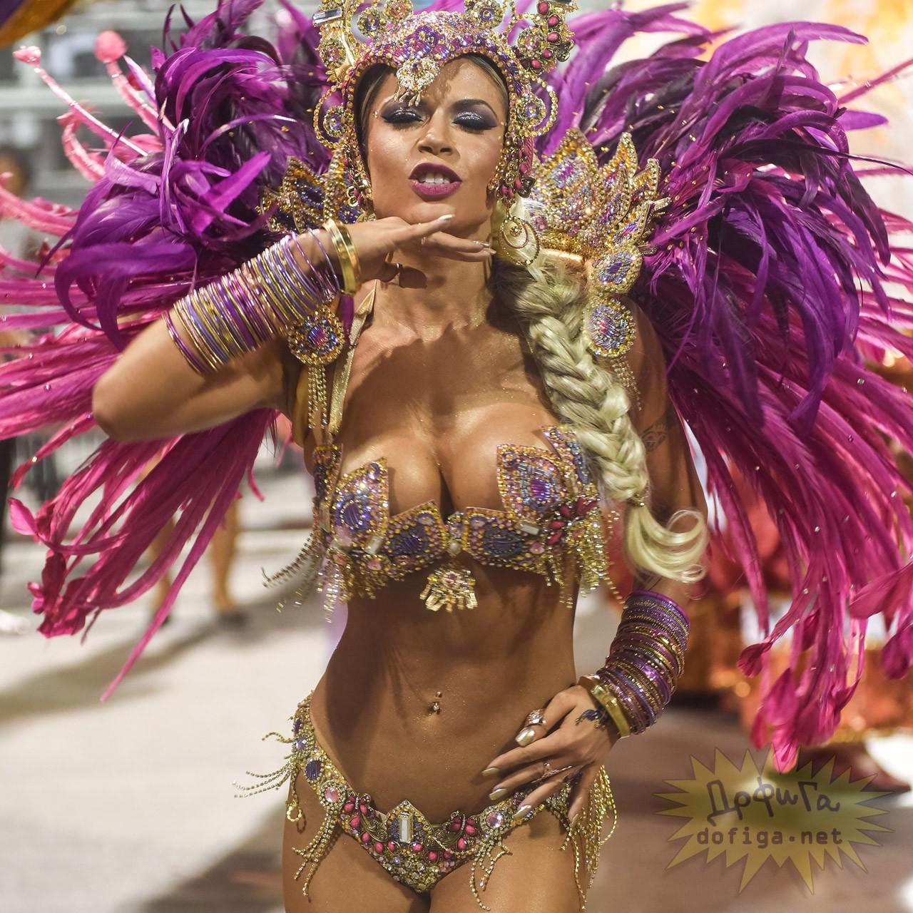 Rio carnival booty hot
