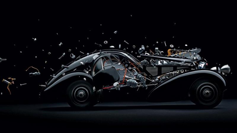 1934-1940 Bugatti 57 SC