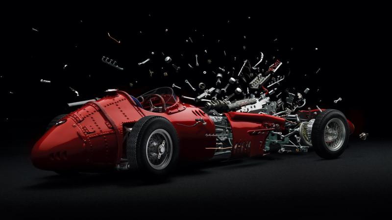 1957 Maserati 250 F