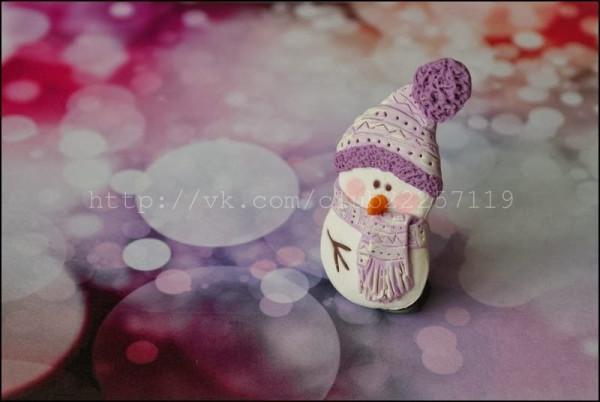 Чикачева снеговик