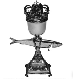Серебряный кубок бургомистра Влардингена, 1883 г.