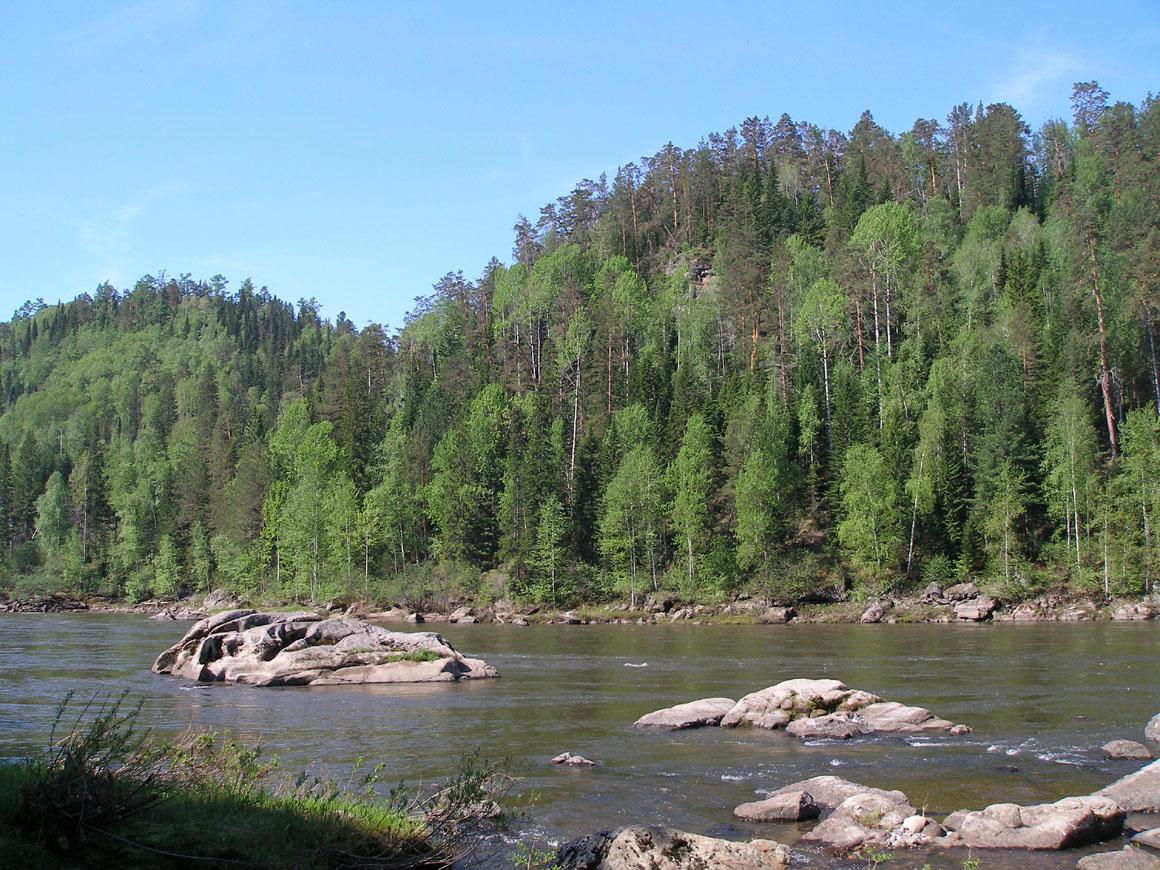 река каменка красноярский край рыбалка