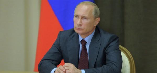 Путин выступил за создание независимой и жизнеспособной Палестины
