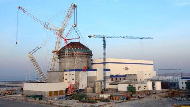 Haiyang-1_Reaktorgebäude