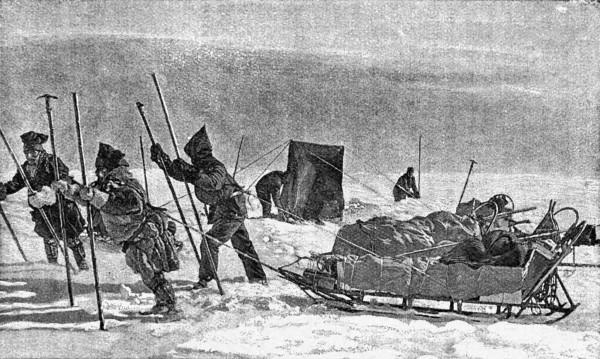 арктическая экспедиция Нансена