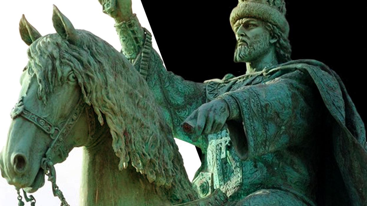 В Орле открыт памятник Ивану Грозному